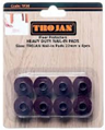 Trojan Nail In Pads 22mm 8 Pce