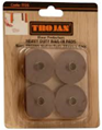 Trojan Nail In Pads 38mm 4 Pce