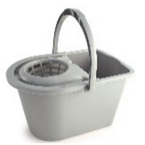 Mop Bucket Plastic W/Wringer