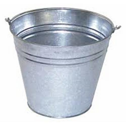 Galv Bucket 14 Ltr