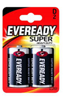 Eveready D 2-Pack