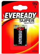 Eveready 9V -1 Pack