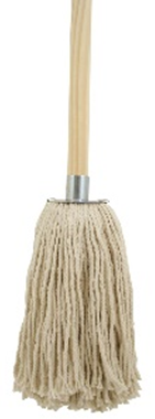 Cotton Mop Complete W/Handle