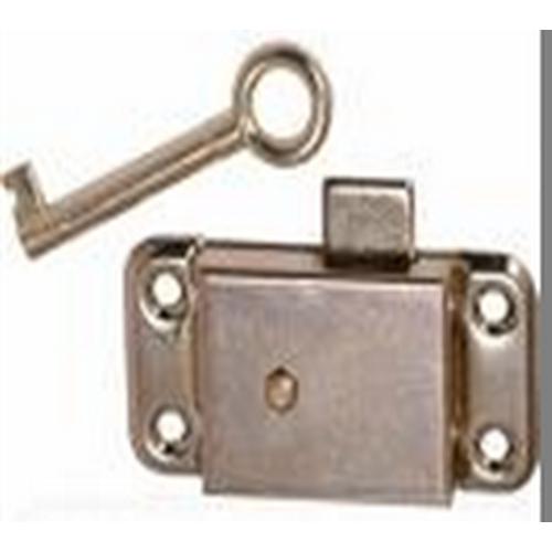 Cupboard Lock & Key Eb