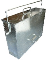 Ash Carrier Galvanised