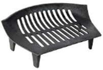 "16"" Cast Iron Fire Grate"