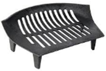 "18"" Cast Iron Fire Grate"