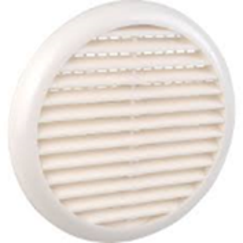 Circular Vent White 152mm