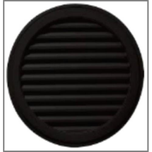 Circular Vent Black 152mm