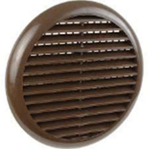 Circular Vent Brown 152mm